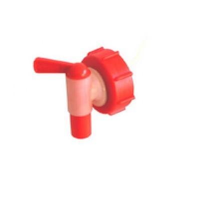 Výčapný ventil na bandasku