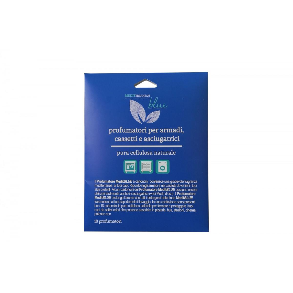 Čisto prírodná celulózová Stredomorská aróma, 1 ks